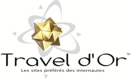 Récompense Travel D'or